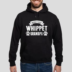 Worlds Best Whippet Grandpa Hoodie