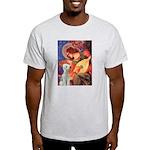 Angel / Bedlington T Light T-Shirt