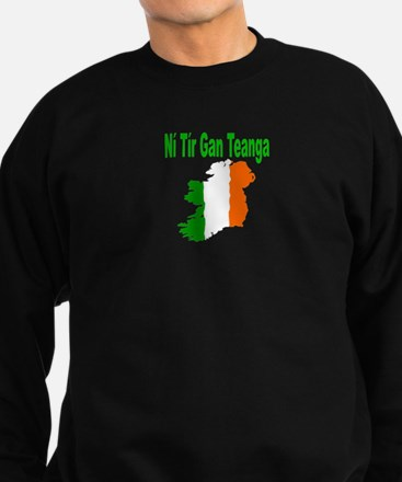 There is no nation without a language / ní trí gan