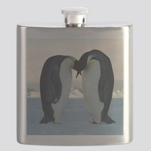 Emperor Penguin Courtship Flask