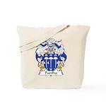Padilha Family Crest Tote Bag