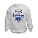 Padilha Family Crest Kids Sweatshirt