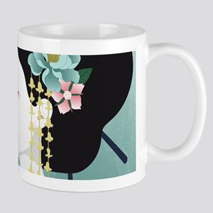 Japanese Woman Mugs