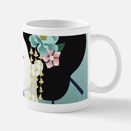 Japanese Woman Mugs