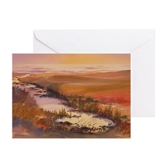 Pacific Afternoon II Note Cards (Pk of 10)