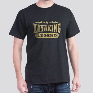 Kayaking Legend Dark T-Shirt