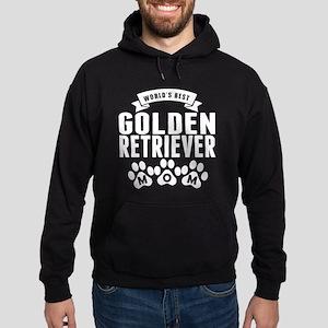 Worlds Best Golden Retriever Mom Hoodie