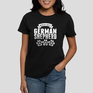 Worlds Best German Shepherd Mom T-Shirt