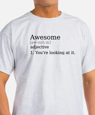 Awesome by Definition T-Shirt