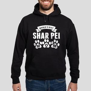 Worlds Best Shar Pei Mom Hoodie