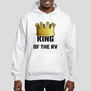 King Of The RV Hooded Sweatshirt