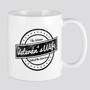 The Veteran's Wife Logo Mug