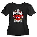 Narvarrete Family Crest Women's Plus Size Scoop Ne