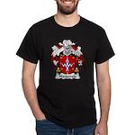 Narvarrete Family Crest Dark T-Shirt