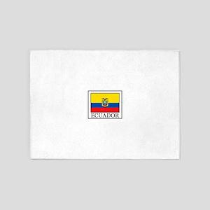 Ecuador 5'x7'Area Rug