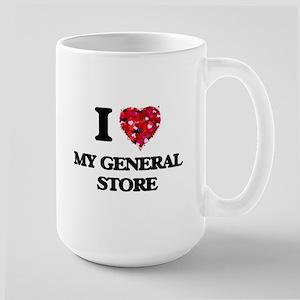 I Love My General Store Mugs