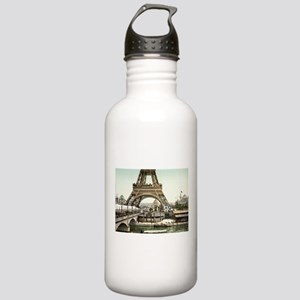 Base of The Eiffel Tow Stainless Water Bottle 1.0L