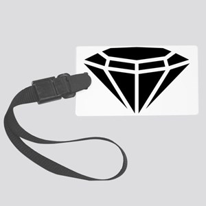 Diamond Large Luggage Tag