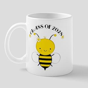 Class Of 2028 bee Mug