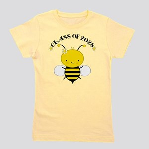 Class Of 2028 bee Girl's Tee
