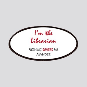 Nothing Scares Librarian Patch