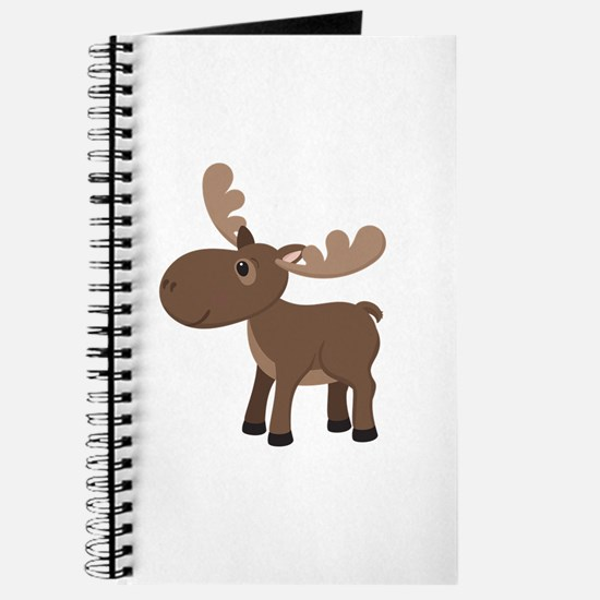 Cartoon Moose Journal