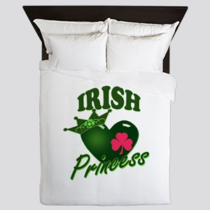 Irish Princess Queen Duvet