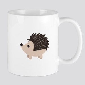 Cartoon Porcupine Mugs