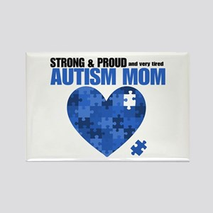 Autism Mom SP Magnets