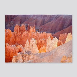 Bryce Canyons 1 5'x7'Area Rug