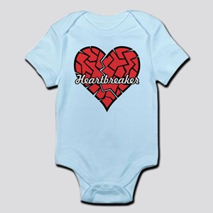 HEARTBREAKER Infant Bodysuit