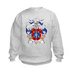 Migueis Family Crest Kids Sweatshirt