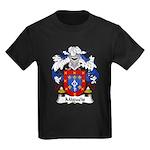 Migueis Family Crest Kids Dark T-Shirt