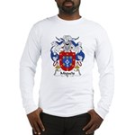 Migueis Family Crest Long Sleeve T-Shirt