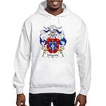 Migueis Family Crest Hooded Sweatshirt