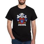 Migueis Family Crest Dark T-Shirt