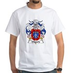 Migueis Family Crest White T-Shirt