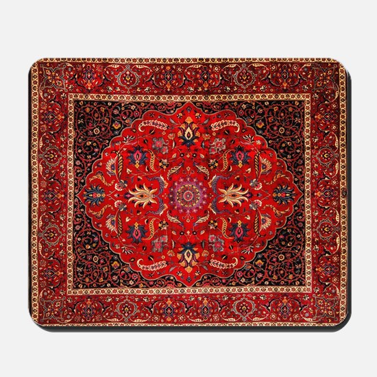 Persian Mashad Rug Mousepad