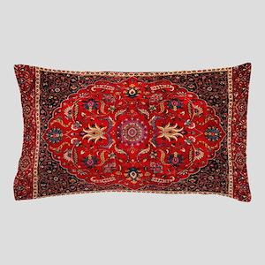 Persian Mashad Rug Pillow Case