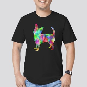 Multi Color Chihuahua T-Shirt