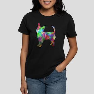 Multi Color Chihuahua T-Shirt