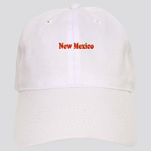 New Mexico Red Cool Pattern Jerry's Fave Cap