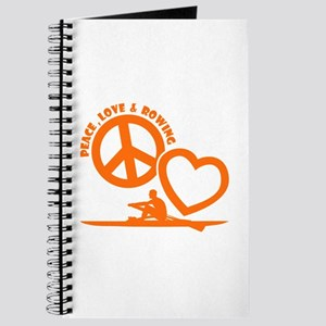 PEACE-LOVE-ROWING Journal