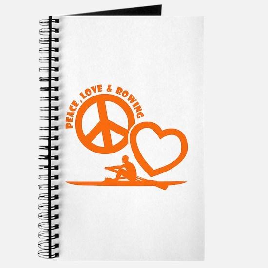 PEACE-LOVE-ROWING Journal