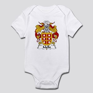 Mello Family Crest Infant Bodysuit