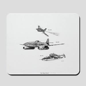 Messerschmitt Mousepad