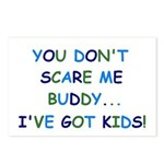 PARENTING HUMOR Postcards (Package of 8)