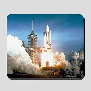 Space Shuttle Columbia KSC Mousepad