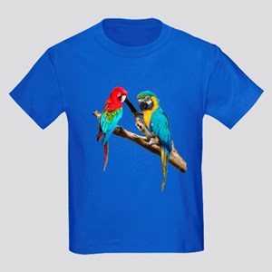 Macaws Kids Dark T-Shirt