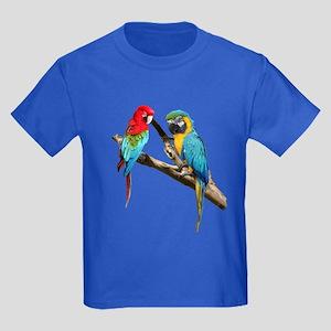 Macaws Kids Dark T-Shirt